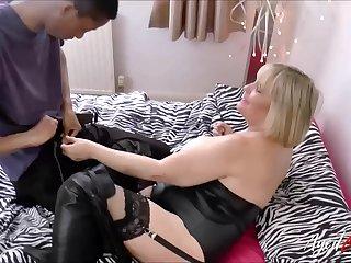 AgedLove Horny guy BBC in wet Alisha'_s pussy