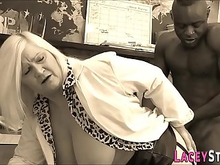 Doctor grandmother lesbo