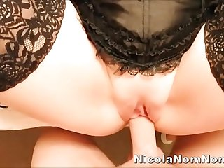 Toyboy Creampies My Married Pussy After I Tell Him Not To