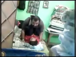 Indian desi new married couple getting fucked and eating cum