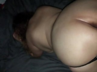 Big ASS Horny Latina Fucks to Reggae Music  BBW ANAL, Big Titties, Huge Ass