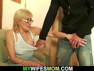 Horny old motherinlaw