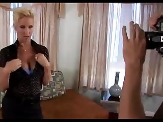 making a porn video with an amazing mother