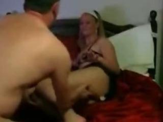 real older nurse fucking at home