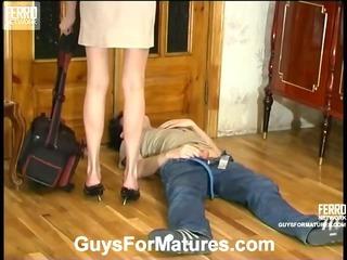 Flora&Timothy furious mature video