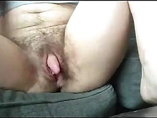Big clit pussy masturbation