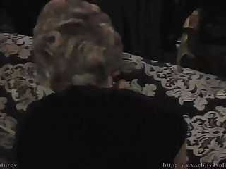 Granny with fantastic ass